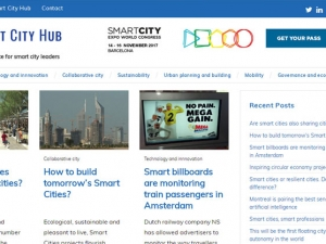 smart-city-hub-wordpress