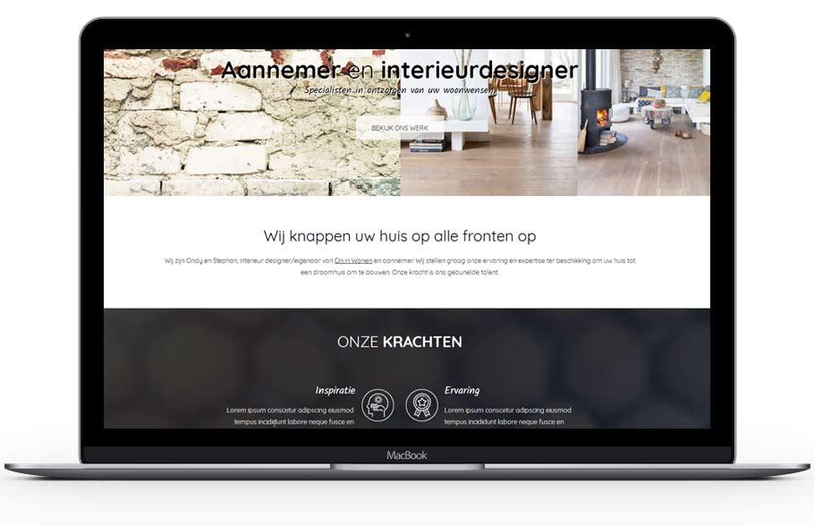 Designer voor web en print